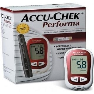 جهاز قياس السكر بالدم